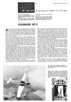 Testbericht RF3 1966-10-28