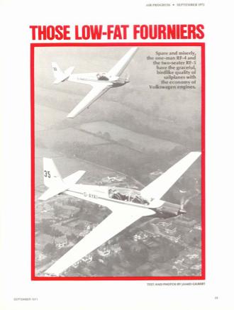 Testbericht RF4 RF5 1971-09-01 Air Press
