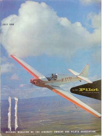 Testbericht RF4D 1968-07-01 AOPA
