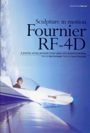 Testbericht RF4D 2005-12 Pilot
