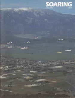 Testbericht RF5B 1986-04 Soaring