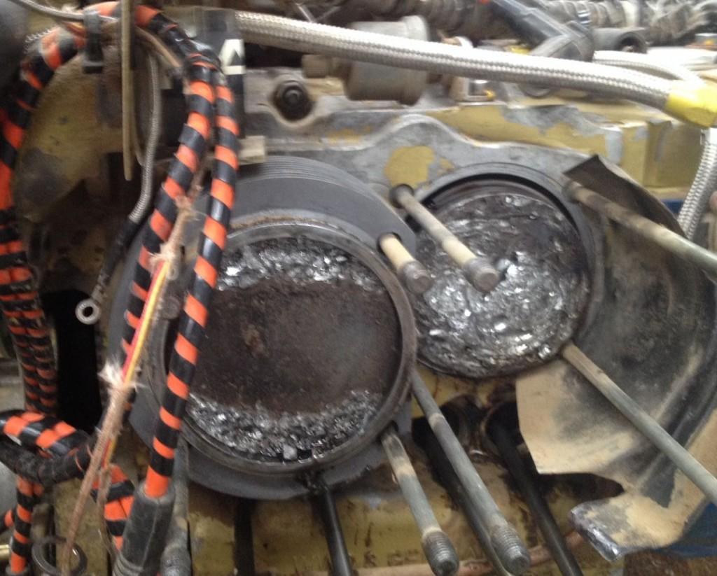 Motorschaden hydros rotocaps  b